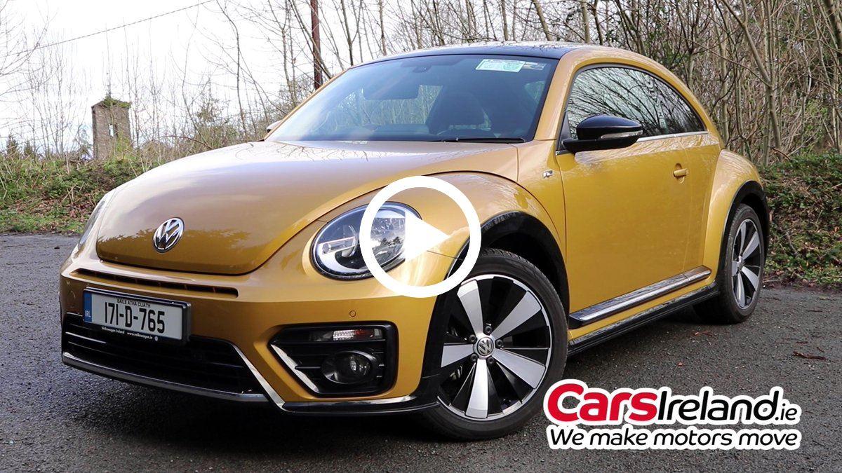 Volkswagen Beetle 2017 Review