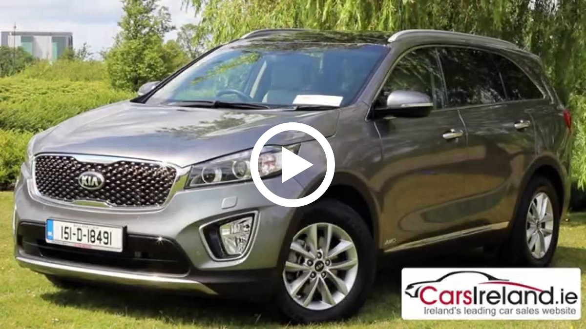 Kia Sorento Carsireland Ie Reviews