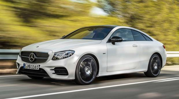 mercedes benz e class coupe 2017 review. Black Bedroom Furniture Sets. Home Design Ideas