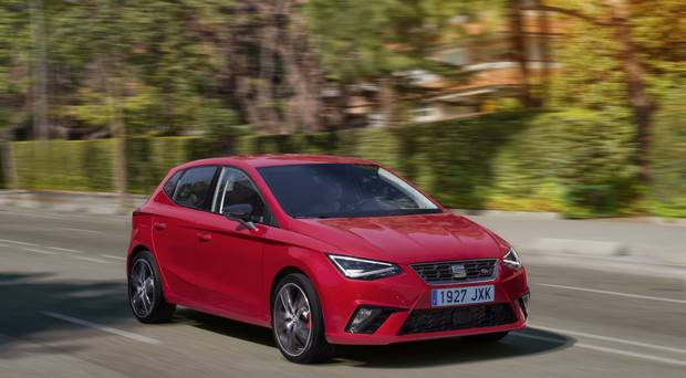 SEAT Ibiza 2017 Review