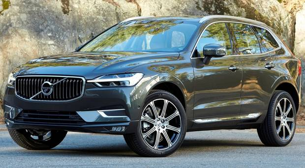 volvo xc60 2017: 'it was good to be cocooned in such a safe car'