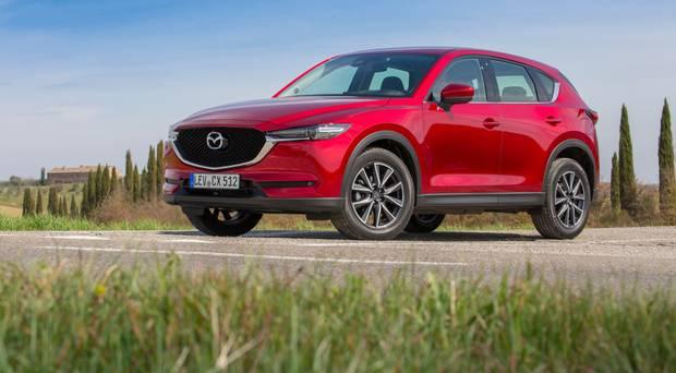 Mazda CX-5 2017 Review