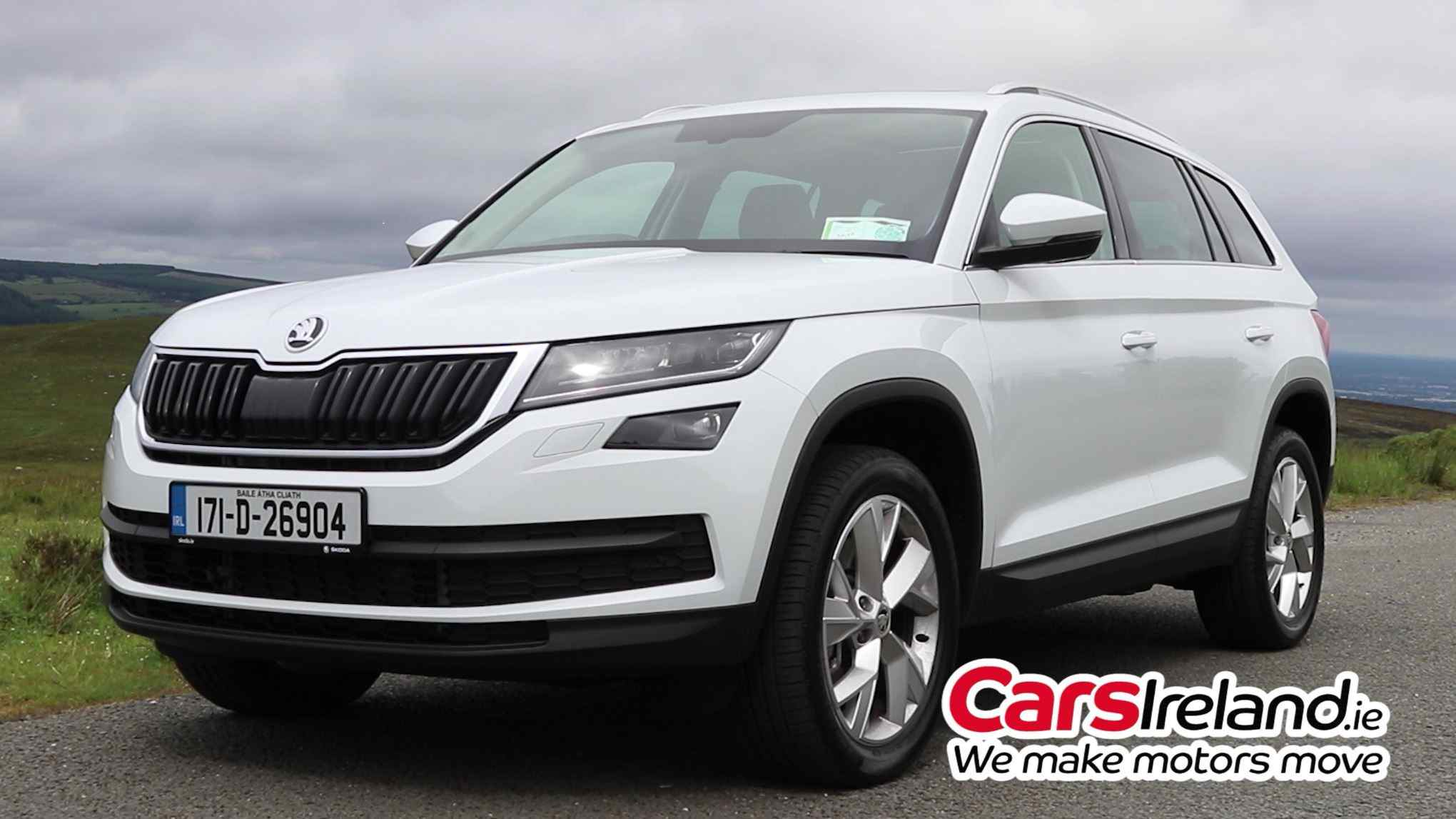 Skoda Kodiaq Review Including Video By Carsireland Ie
