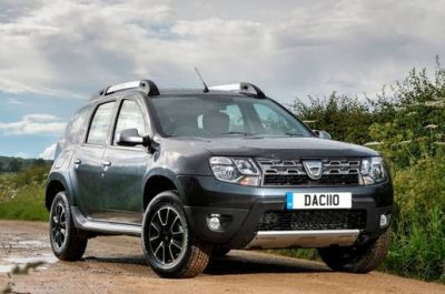 Dacia Duster 2017 Review