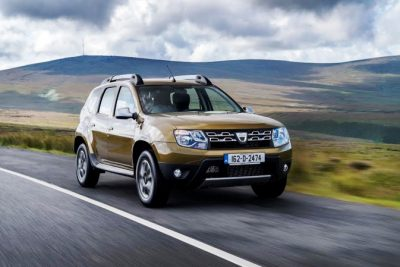 Dacia Duster 162 Review