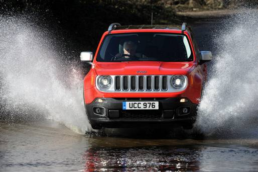 Jeep Renegade 2016 Review