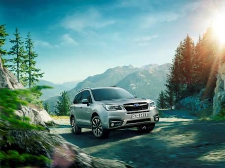 Subaru-Forester Review