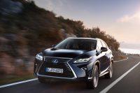 Lexus RX450h Reviews