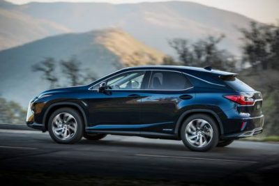 Lexus RX450h Reviews