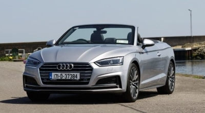 Audi A Review Top Marks To A CarsIrelandie Reviews - Audi a5 review