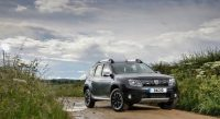 Dacia Duster 2017 Review
