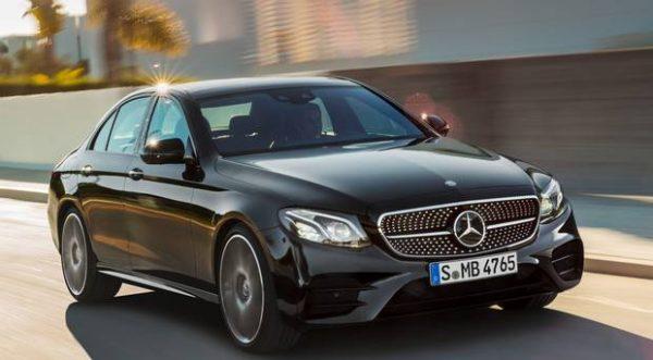 Mercedes Benz E-Class AMG 43