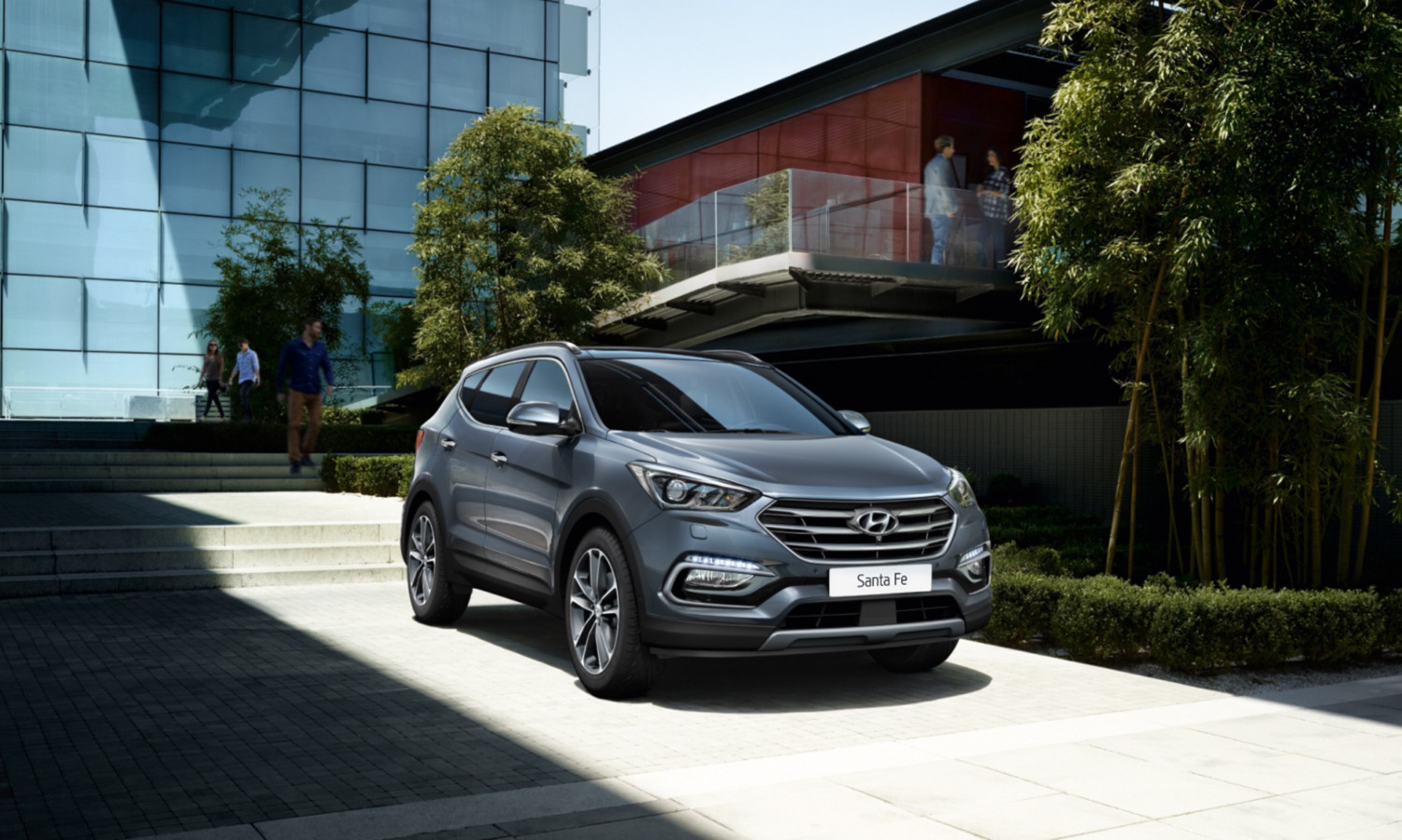 Hyundai Santa Fe Review 2016 Facelift Carsireland Ie