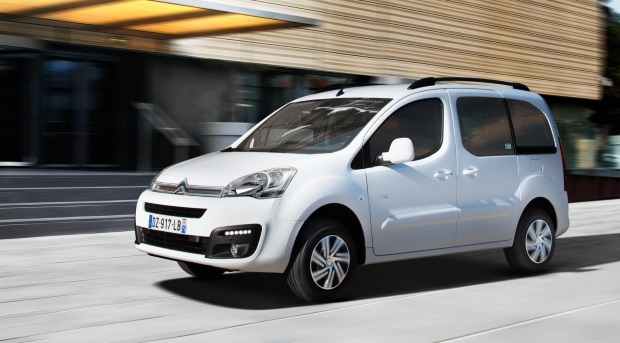 Citroën Berlingo Multispace Review