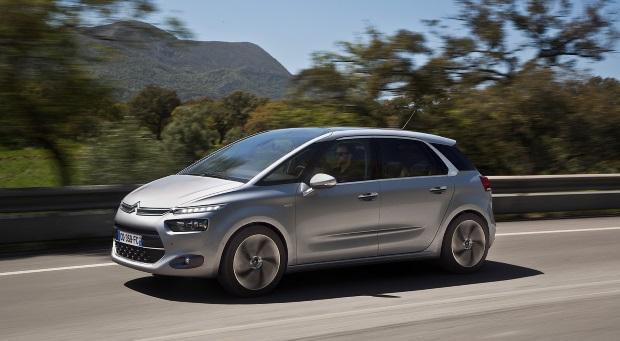 Citroën C4 Picasso Review
