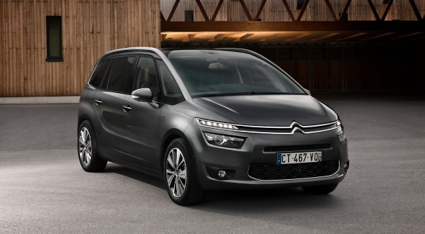 Citroën Grand C4 SpaceTourer Review
