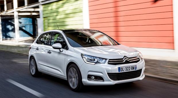 Citroën C4 Review