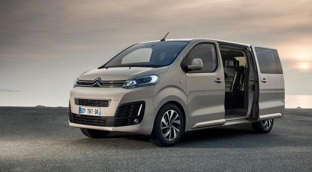 Citroën SpaceTourer Review
