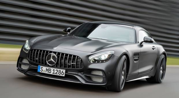Mercedes-Benz AMG GT Review