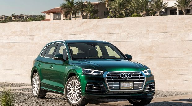 Audi Q Reviews CarsIrelandie Reviews - Audi q5 reviews