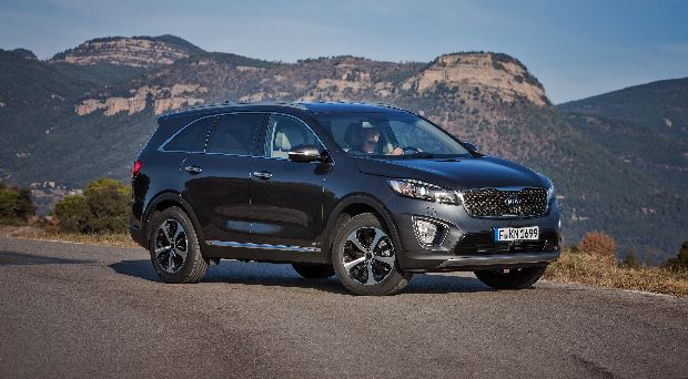 Kia Sorento Review