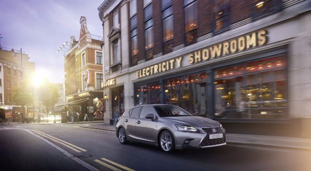 Lexus CT Review