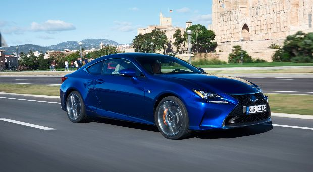 Lexus RC Review