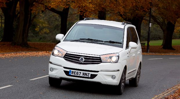 SsangYong Rodius Review