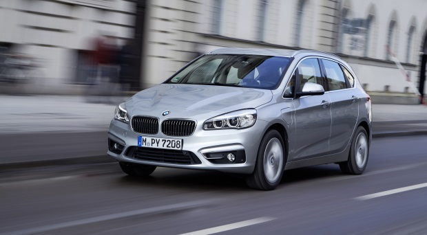 BMW 2 Series Tourer Review