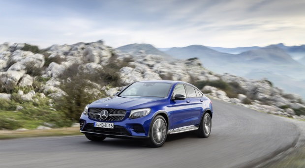 Mercedes-Benz GLC Review