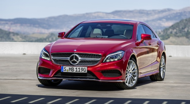 Mercedes-Benz CLS Review