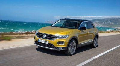 Ready T-Roc the boat with VW's compact SUV?