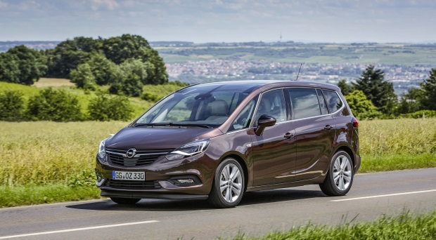 Opel Zafira Tourer Review