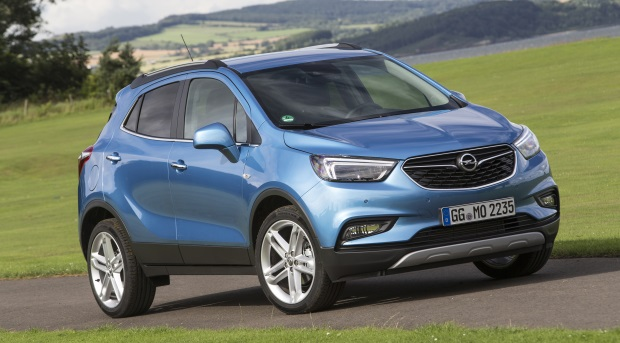 Opel Mokka X Review