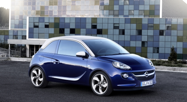 Opel Adam Review