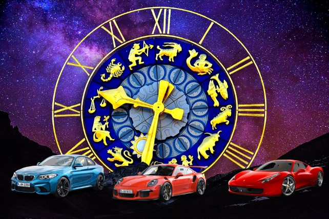 Find The Car Most Compatible With Your Zodiac Sign Carsireland Ie