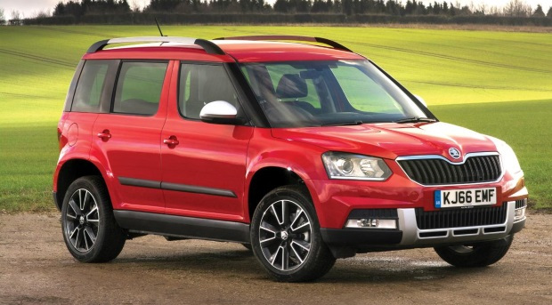 מגה וברק Skoda Reviews | Watch & Read - CarsIreland.ie Reviews GY-03