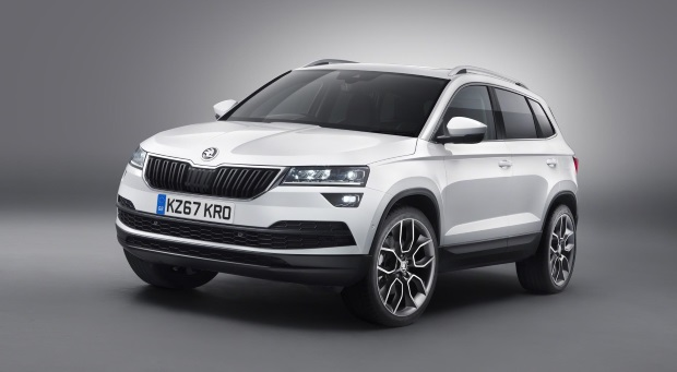 מפוארת Skoda Karoq Reviews | Watch & Read - CarsIreland.ie Reviews BQ-79