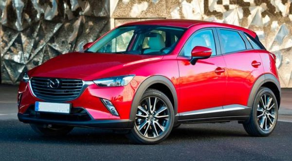 Mazda CX-3 Compact Crossover Review - CarsIreland ie Reviews