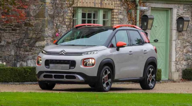 Citroën C3 Aircross Review