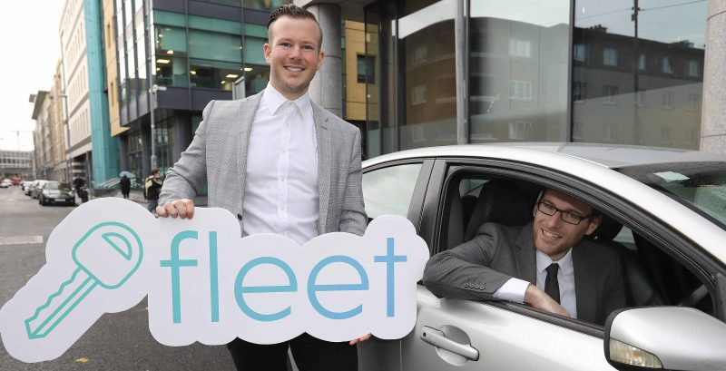Airbnb For Cars >> Fleet The Airbnb For Cars Launches Web Partnership With