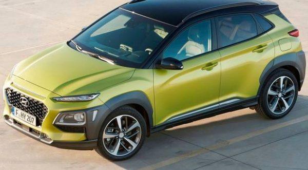The Stylish Hyundai Kona Carsireland Ie Reviews