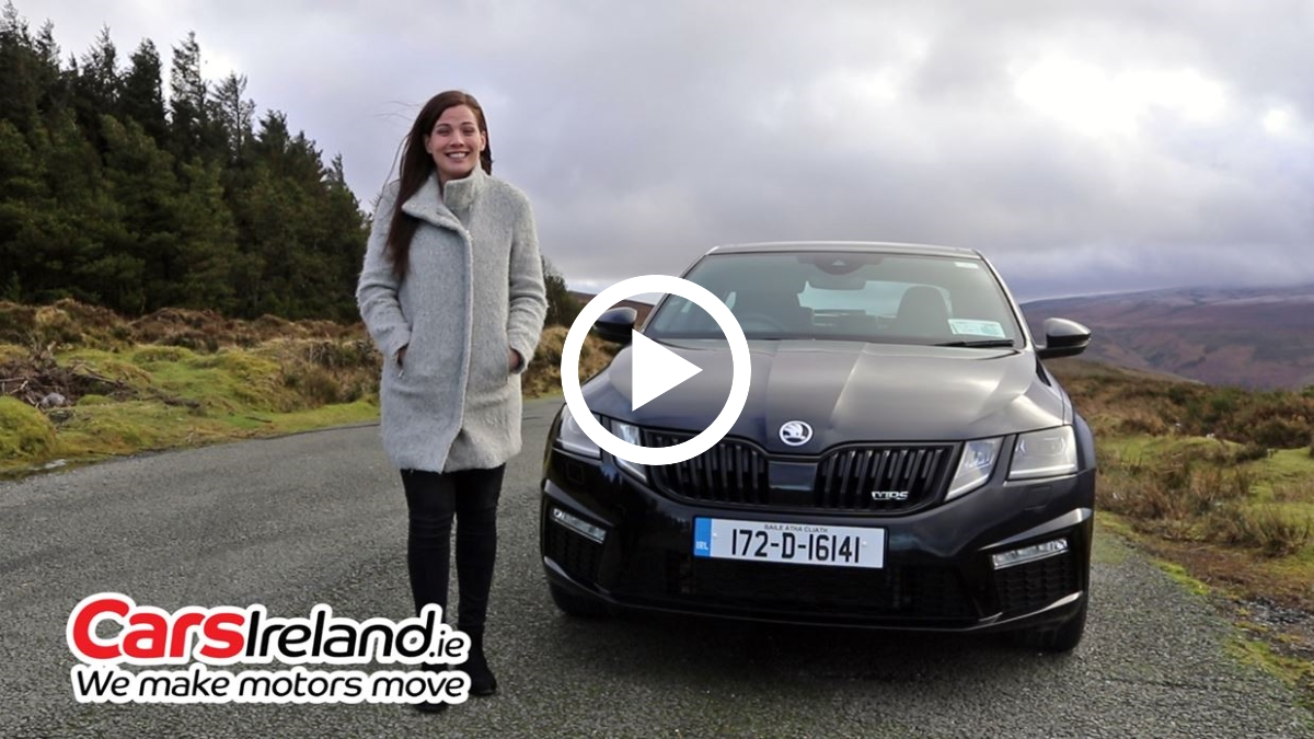 Skoda Octavia RS 245 | Video Review | CarsIreland.ie
