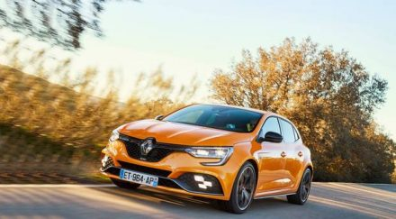 First drive in Jerez: Renault Megane RS