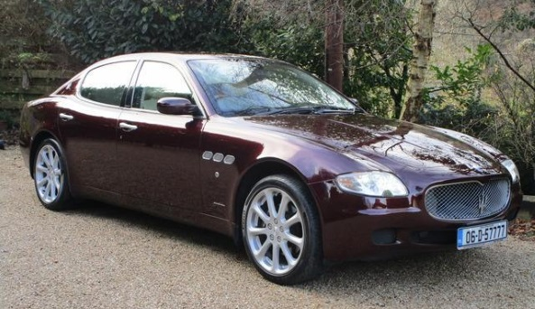 Find of the Week: Maserati Quattroporte 2006