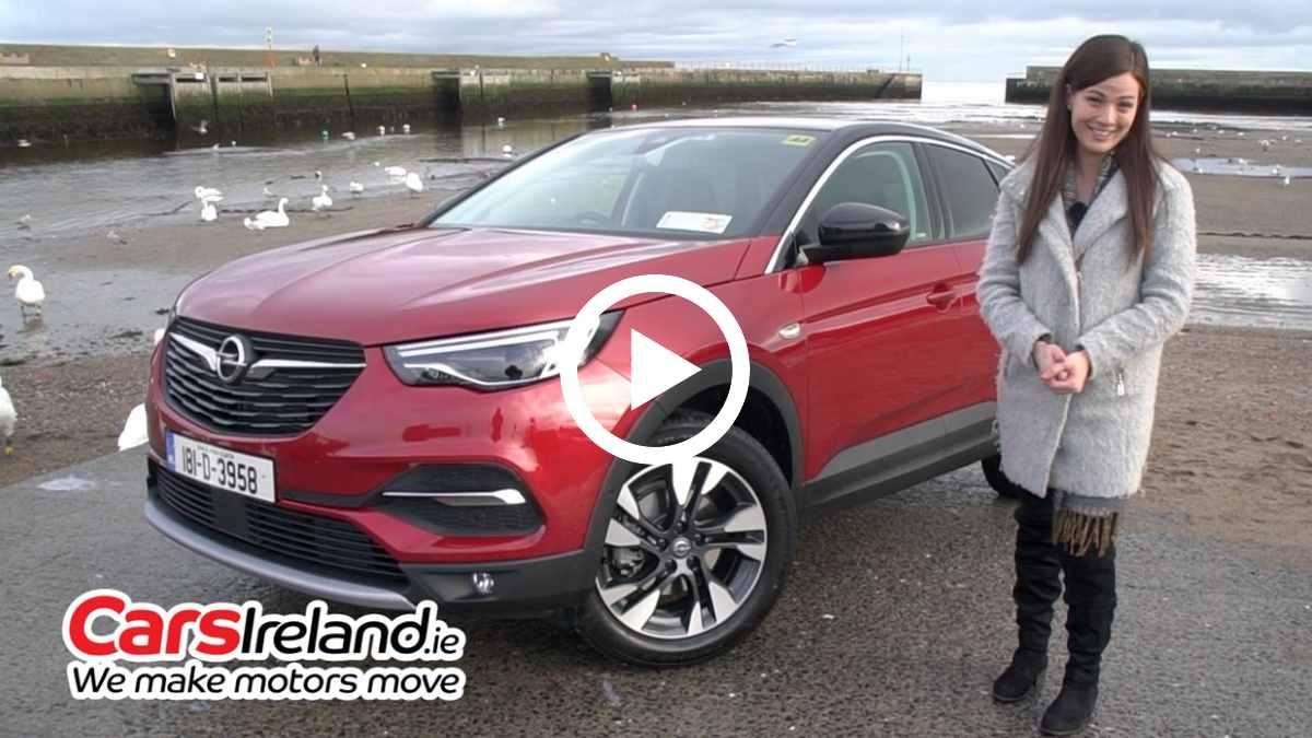 Opel Grandland X | Video Review | CarsIreland ie Reviews