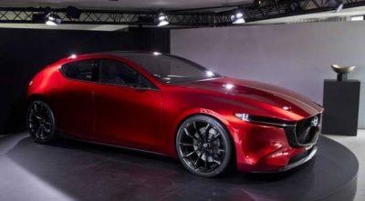 Mazda Skyactive-X