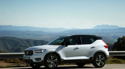Volvo XC40 European Car of the Year