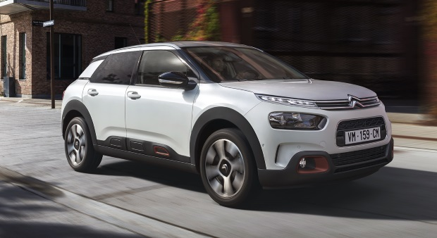 Citroën C4 Cactus Review