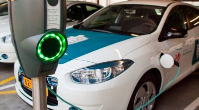 Electric Vehicles registered